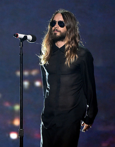 Thirty Seconds to Mars at the iHeartRadio Music Awards