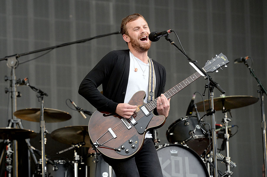 Kings of Leon at Radio 1's Big Weekend