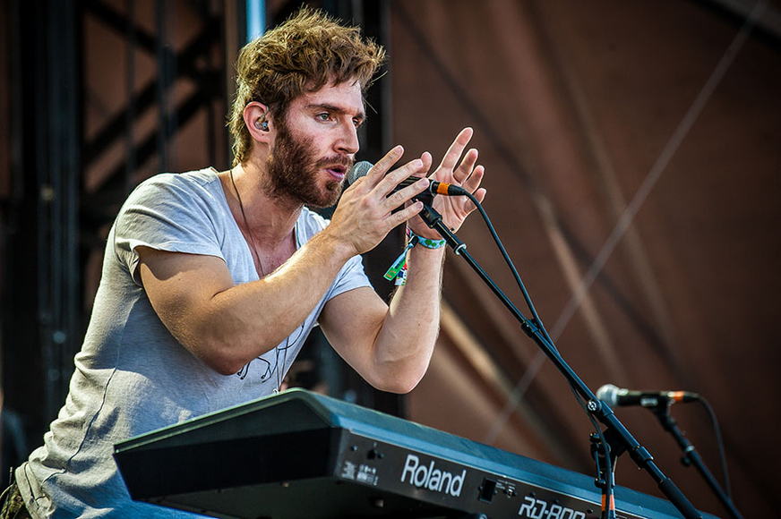 Smallpools at the 2014 Suburbia Music Festival