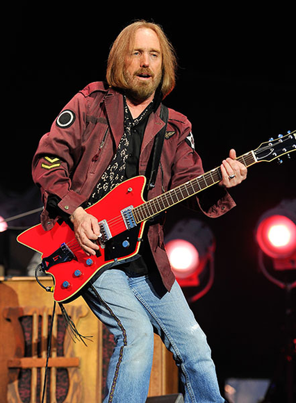 Tom Petty at the 2014 Outside Lands Music and Arts Festival
