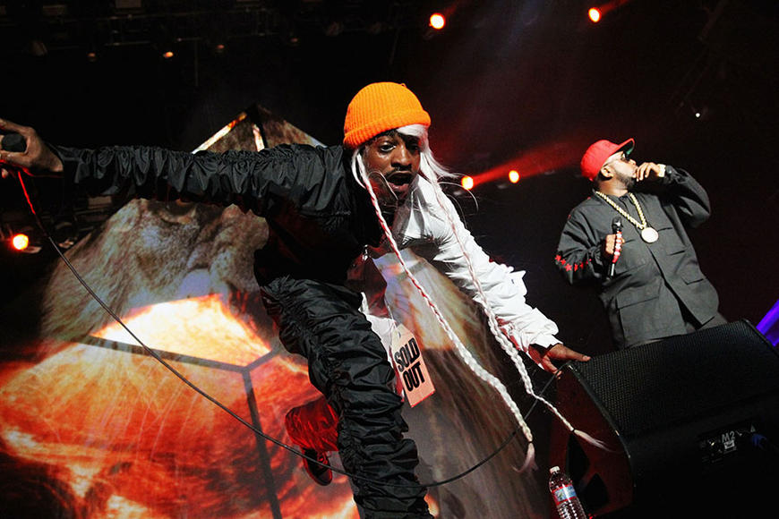 OutKast at Coachella Valley Music and Arts Festival 2014