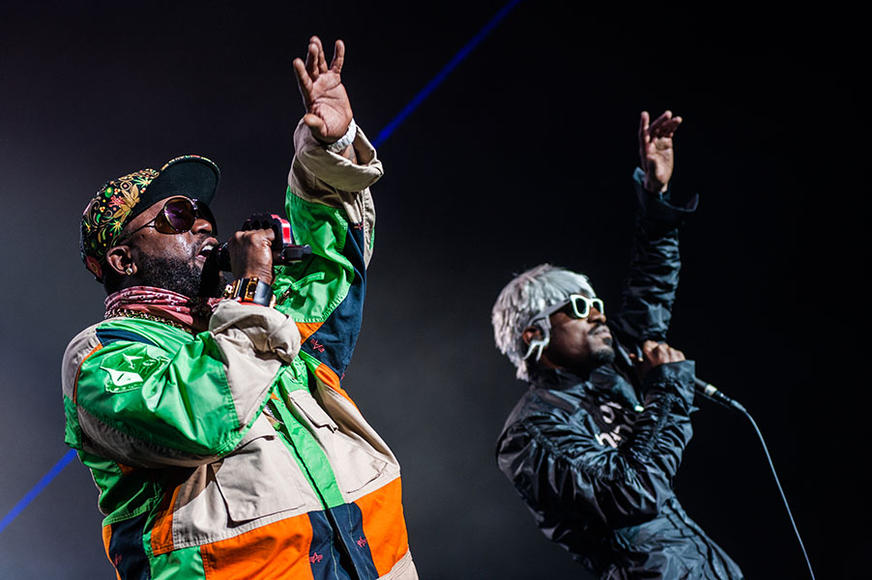 OutKast at OVO Festival 2014