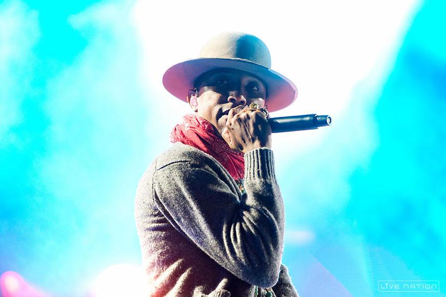Pharrell at Made In America Festival – Philadelphia