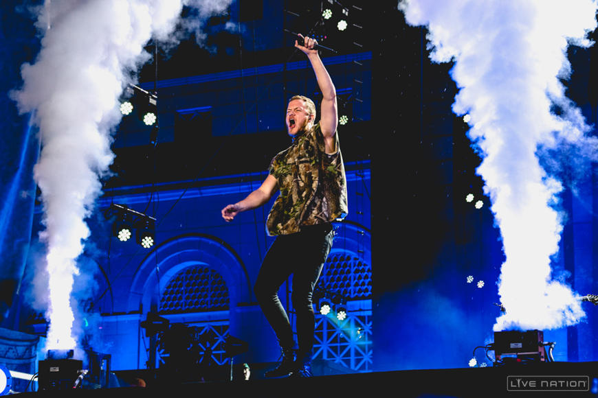 Imagine Dragons at Made In America Festival – Los Angeles