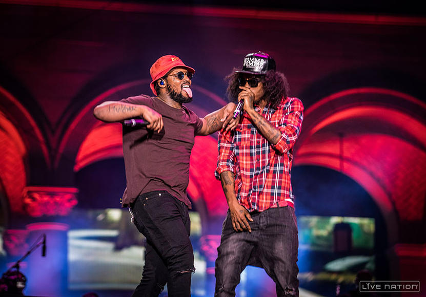 ScHoolboy Q + Ab-Soul at Made in America Los Angeles