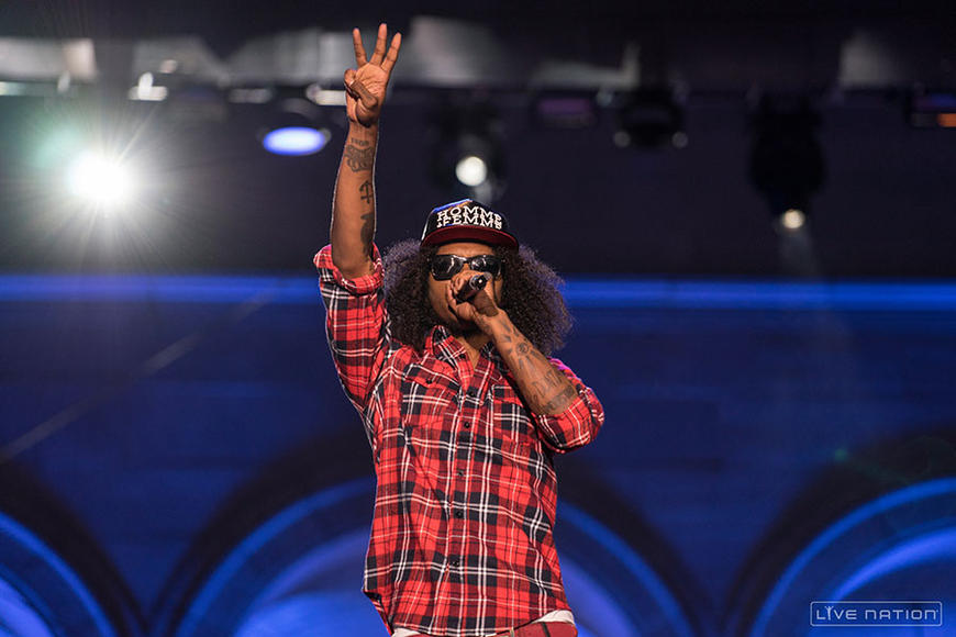 Ab-Soul at Made in America Los Angeles