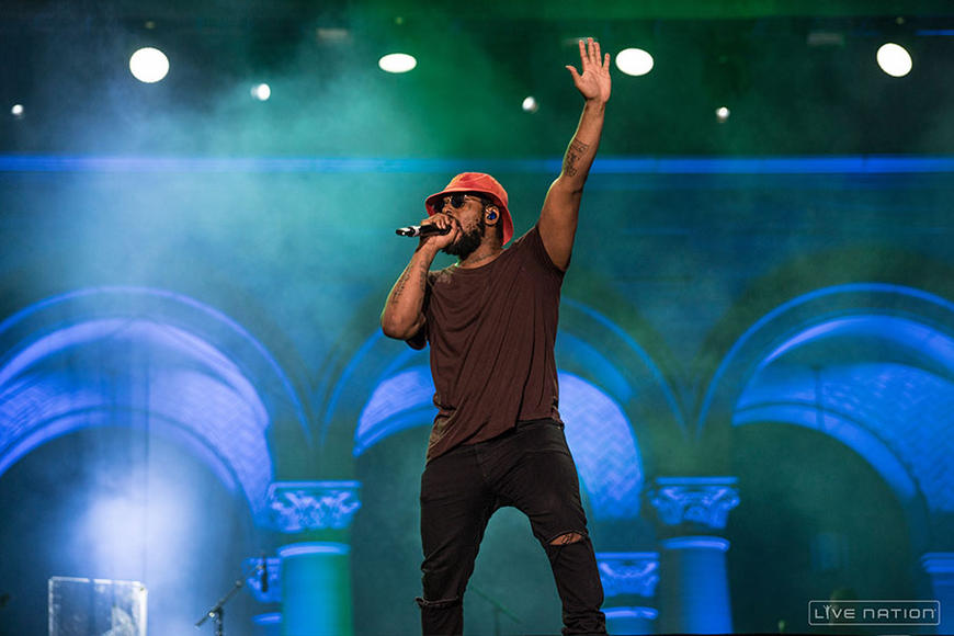 ScHoolboy Q at Made in America Los Angeles