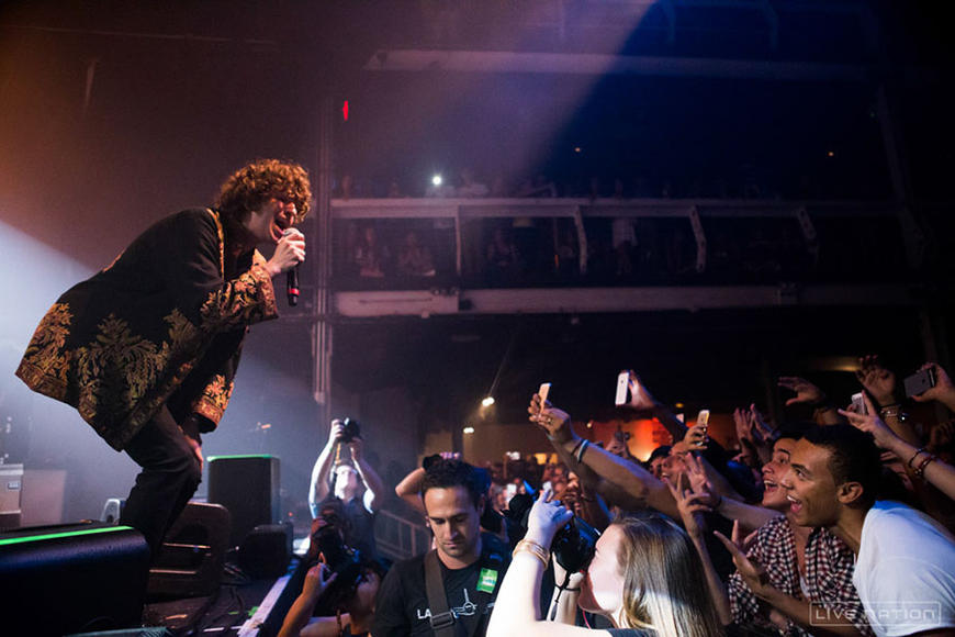 The Kooks - If you're down for some mellow moshing meets dance party, the Kooks show is where you need to be.