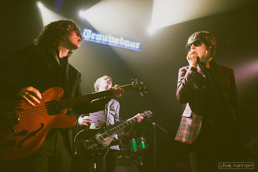 The Strypes - Are these Irish younguns are the second coming of The Beatles? Possibly. If you don't feel like moshing, we'll settle for twisting and shouting.