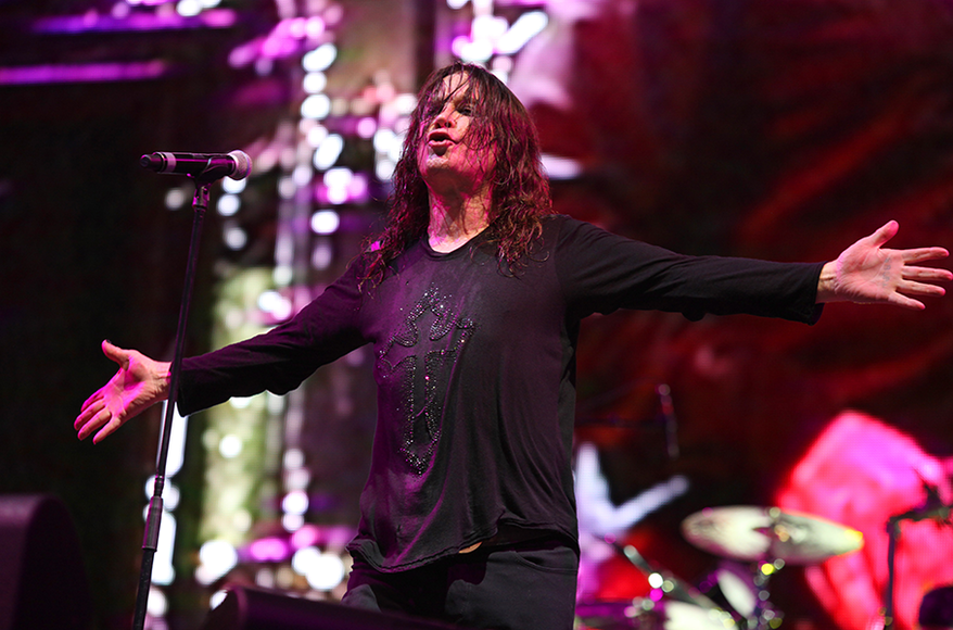 Black Sabbath: The story goes that their fearless frontman, Ozzy Osbourne, once bit off the head of a bat on stage.