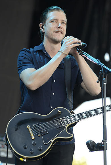 Interpol at ACL Weekend 1.