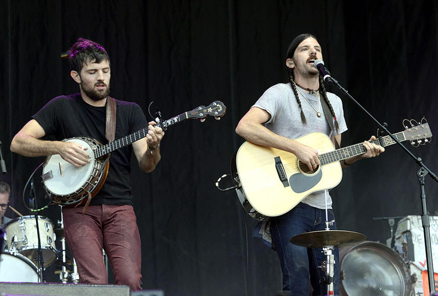The Avett Brothers at ACL Weekend 1.