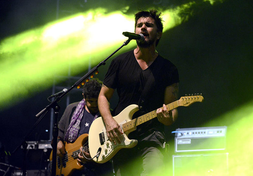 Juanes at Austin City Limits Weekend 1