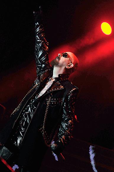Judas Priest at Louder Than Life Festival