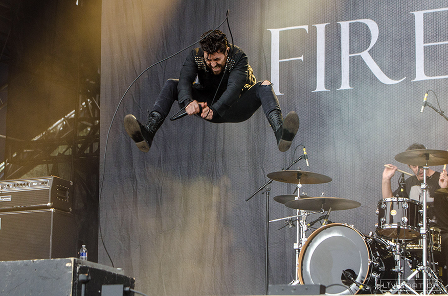 AFI at ACL Weekend 2. One Nation exclusive.