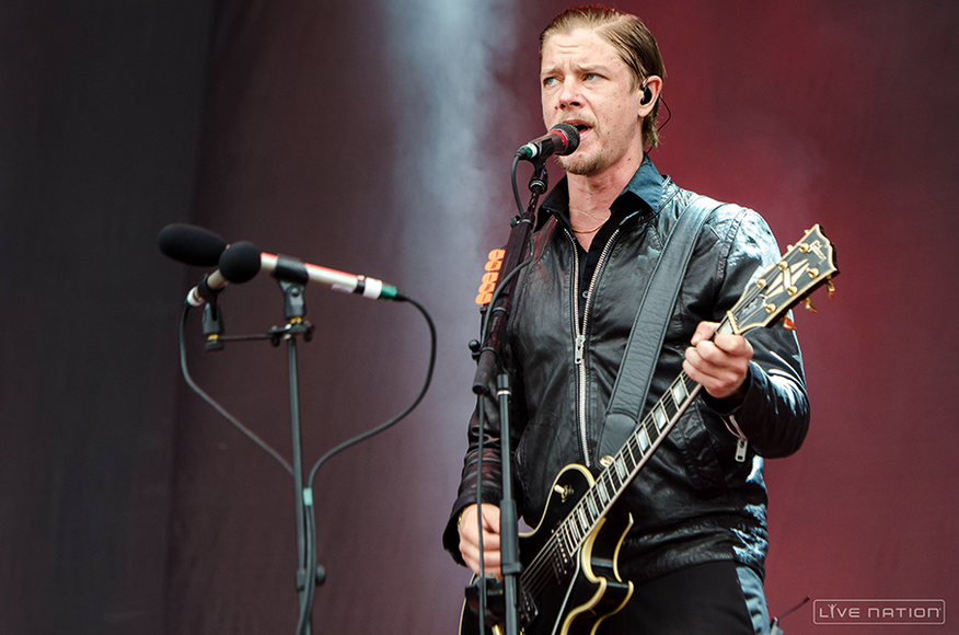 Interpol at ACL Weekend 2. One Nation exclusive.