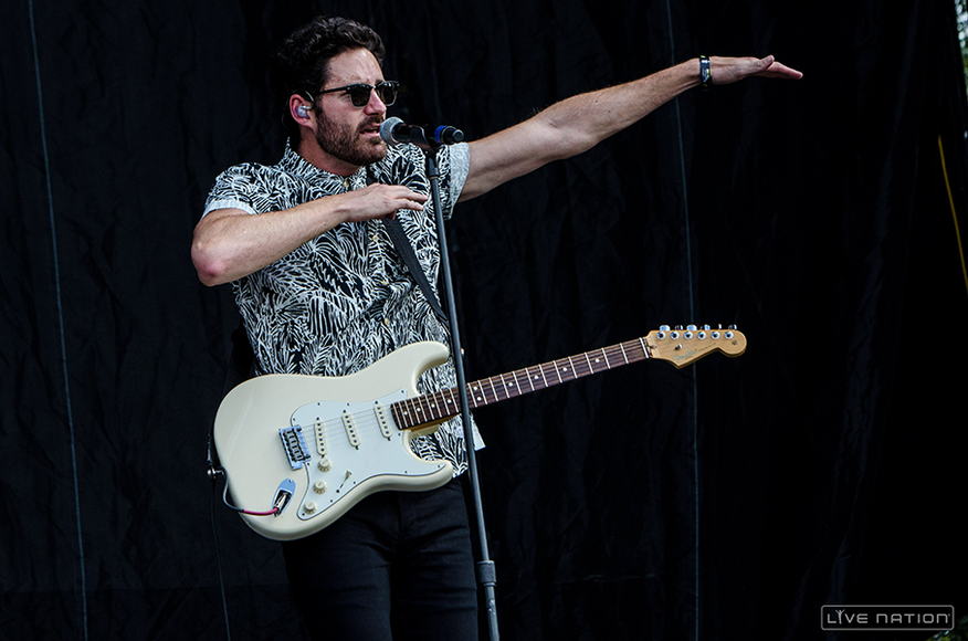 Capital Cities at ACL Weekend 2. One Nation exclusive.