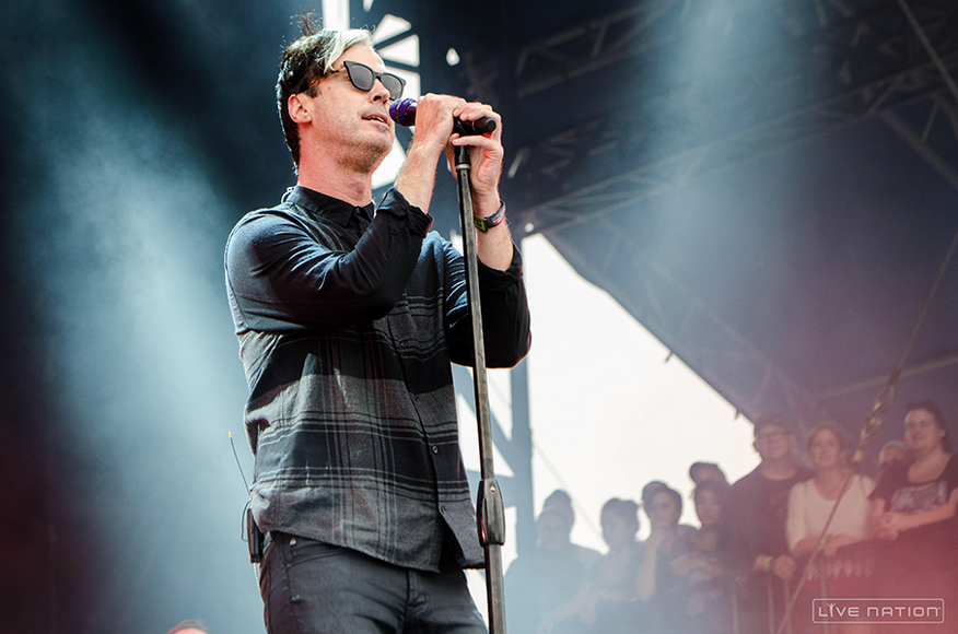 Fitz & the Tantrums at ACL Weekend 2. One Nation exclusive.