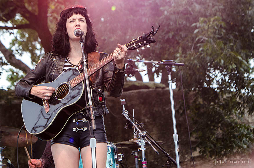 Nikki Lane at ACL Weekend 2. One Nation exclusive.