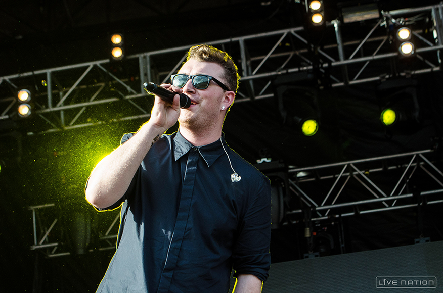 Sam Smith at ACL Weekend 2. One Nation exclusive.