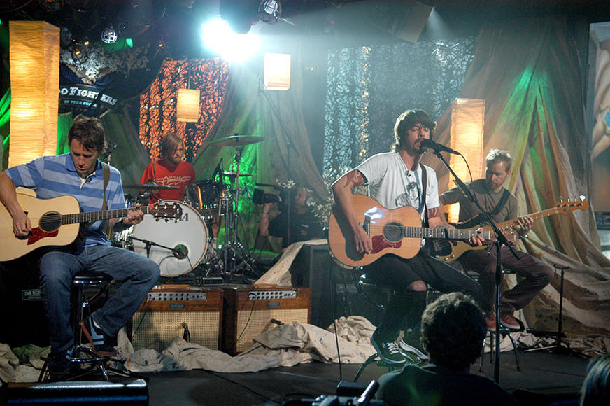 MTV 24 Hours of Foo, New York, NY 2005