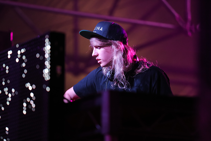 Cashmere Cat: This newcomer to the scene expertly blends the soulful sounds of pop R&B with a futuristic take on bass and has quickly cemented a place on dance floors worldwide.