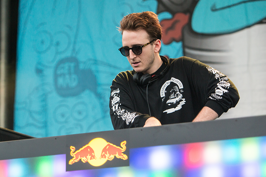 RL Grime: If Clockwork is Harry Steinway's Dr. Jekyll, then this alias is his Mr. Hyde. As RL Grime, he brings all kinds of bass front and center and lays it down like no other.