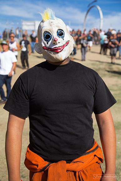 Knotfest Fan