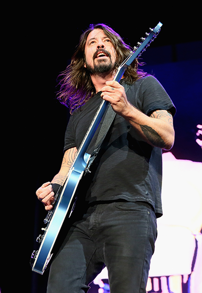 Foo Fighters at Life Is Beautiful Festival