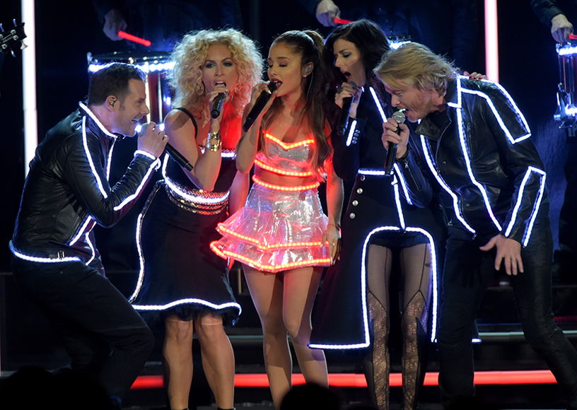 Little Big Town and Ariana Grande
