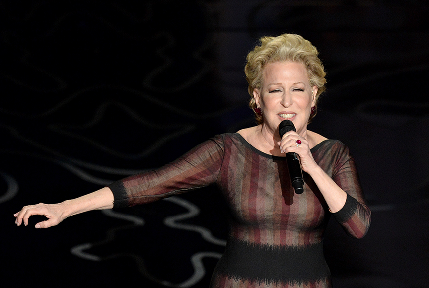 For your Mom: Bette Midler