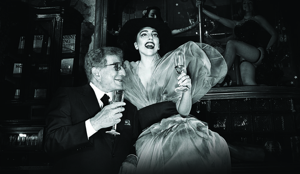 Mom+Pop date gift: Lady Gaga and Tony Bennett