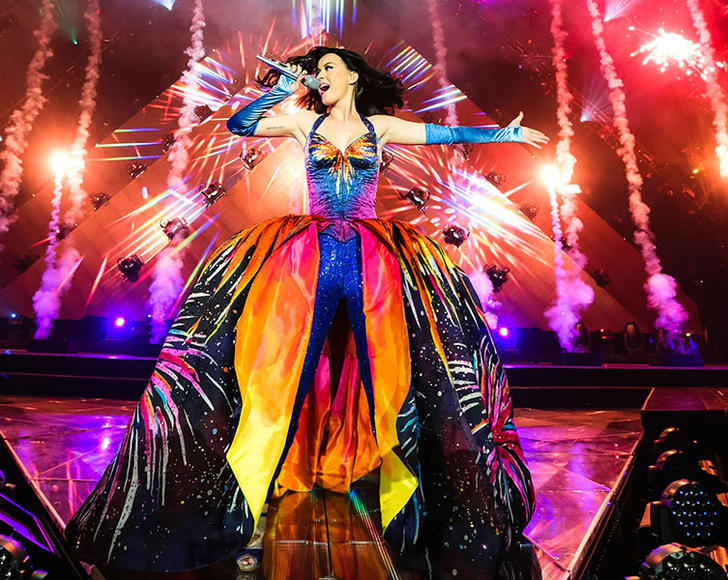 "Katy Perry: Her 2014 Prism tour was all about light and fun and sparkles, so we lined up cheerful gifts inspired by the ""Roar"" singer."