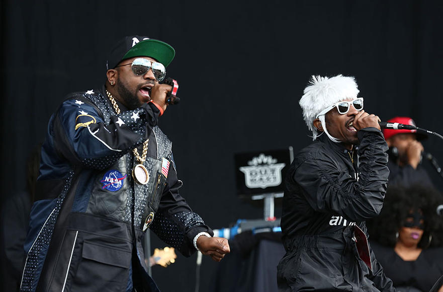OutKast: Big Boi and Andre 3000 came together and took over the world with a massive festival tour as headliners. Whether new material is in the works is still a major question.