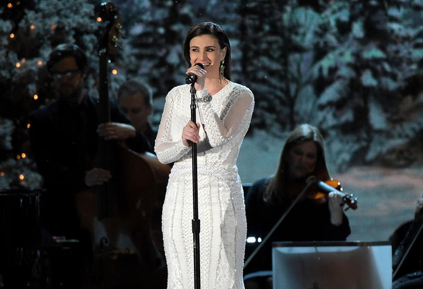 "10. Idina Menzel- ""Let It Go"""
