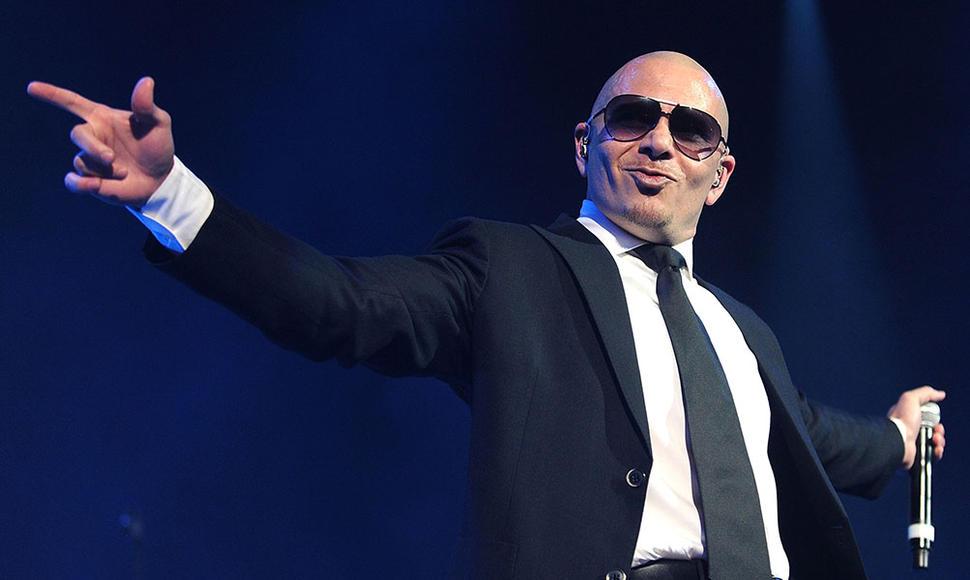 """9. Pitbull- """"Timber"""" (feat. Ke$ha)"""
