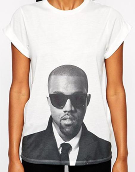 ASOS Kanye West tee
