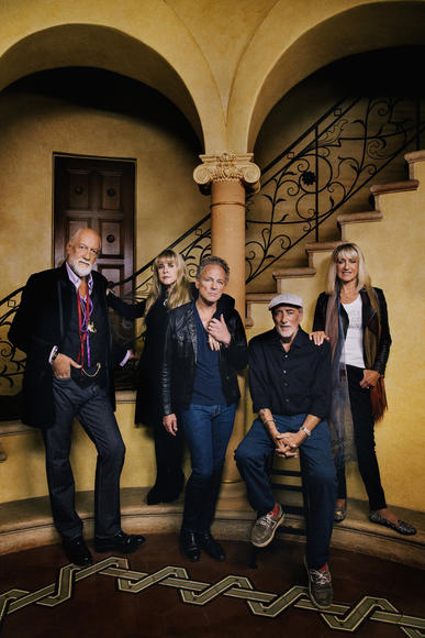 Fleetwood Mac: After medical setbacks with one of the members, FM decided it was 'On With The Show' as they embarked on a world tour from September to December.