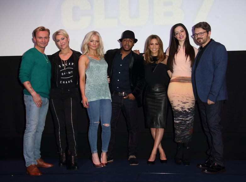 S Club 7: The original party group got together and announced their Bring It All Back Tour for this upcoming year.