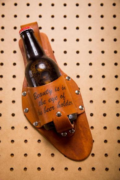 Alamo beer holster
