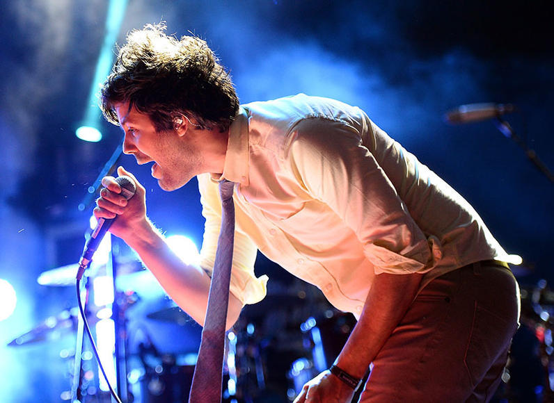 Passion Pit: Passion Pit is notorious for spending a long time in the studio and hasn't released a full length album since 'Gossamer' in 2012. This past summer, the group announced on Twitter that they were in the studio working on their 3rd album, so we've got our fingers crossed we'll hear these jams in the new year.