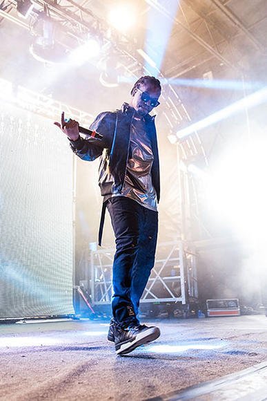 """Lupe Fiasco: Even though Lupe went out on a club tour in 2014, his last LP was """"Food & Liquor II"""" in 2012. He officially announced that a new album """"Tetsuo & Youth,"""" is due in 2015 and we CAN NOT wait to hear what the philoso-rapper has to say this time around."""