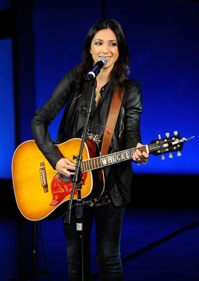 Michelle Branch: We've been waiting years for a new solo album, as her last was in 2003! While we love her social presence (girl's Twitter game is strong) we need to hear what she's been recording in all those sessions.