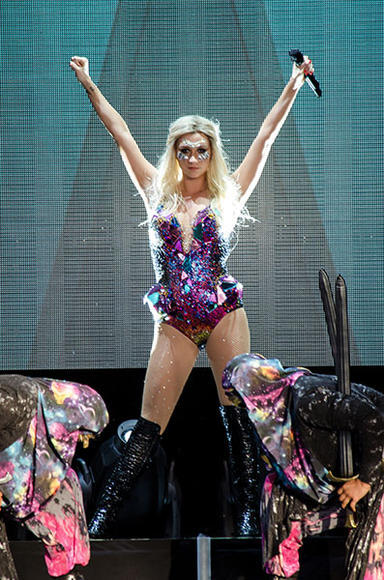 Kesha: Kesha has been in the headlines recently, but not quite for her upbeat pop jams. After taking time for self improvement and dropping the dollar sign from her name, we're ready to hear from a new and improved Kesha.