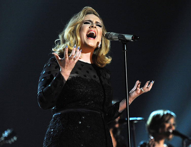"Adele: Almost 4 years ago, Adele released her best-selling record, ""21,"" forever changing the world of music for the better! This year, we're hoping to hear some new ballads from the classy songstress—possibly titled ""25."""