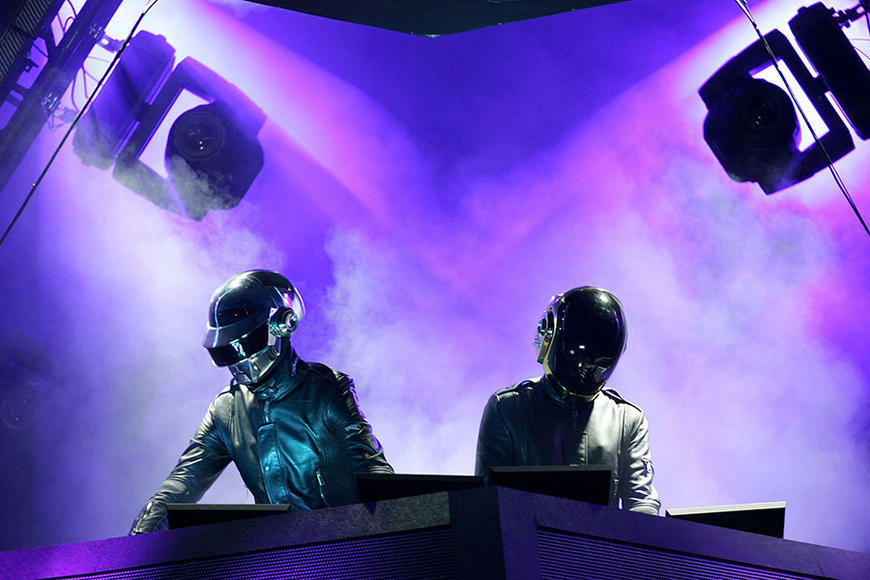"""Daft Punk: The guys gave us """"RAM"""" in the first half of 2013 and it's still on repeat, but we wouldn't be mad if a new studio album was coming!"""