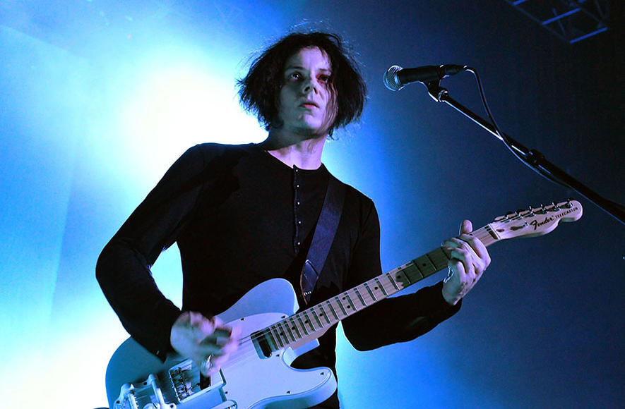 Jack White - Tour kicks off January 24