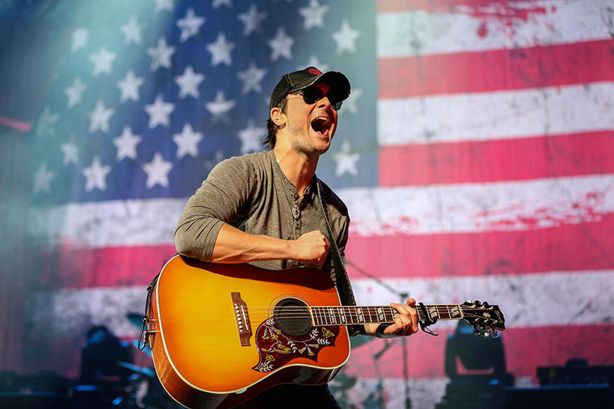 Eric Church - On tour now