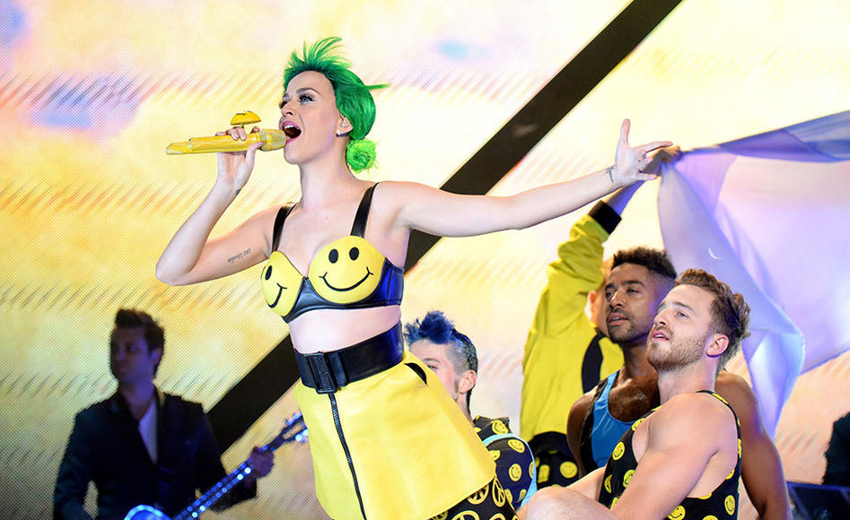 Katy Perry - Tour kicks off February 16