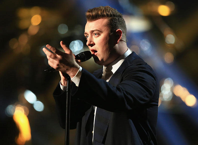 Sam Smith - On tour now